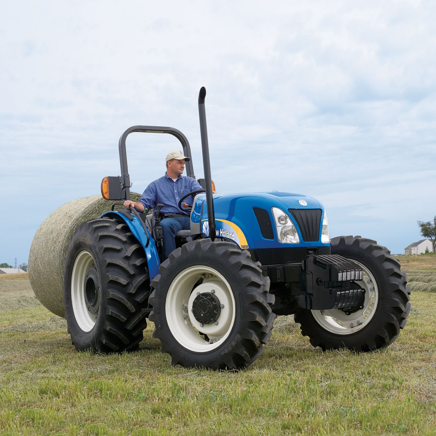 New Holland T4030 Love New Holland New Holland Tractor New