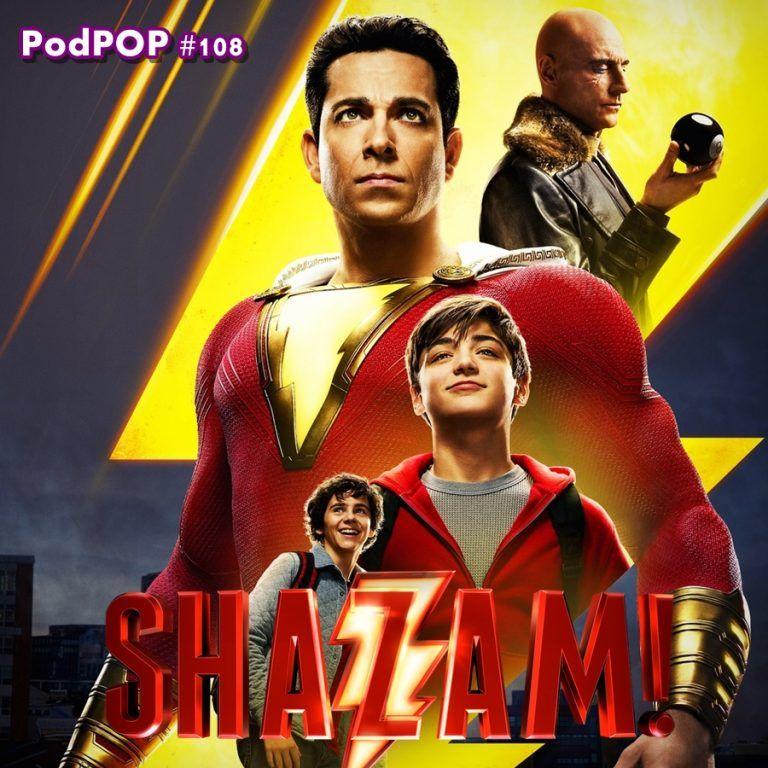 Shazam Um Novo Folego Para Os Filmes De Herois Com Imagens
