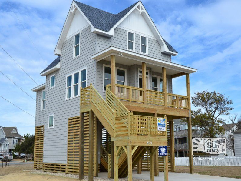 Sounds Good 306 W New Construction For 2018 Sounds Good That S What You Will Be Saying T House Rental Outer Banks Vacation Rentals Outer Banks Vacation