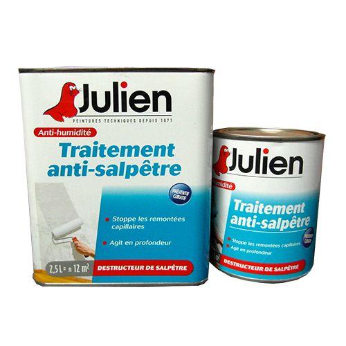 Julien Traitement Anti Salpêtre