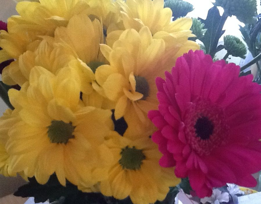 More birthday flowers 2013
