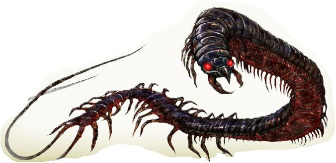 whiptail centipede   PATHFINDER CAMP in 2019   Fantasy