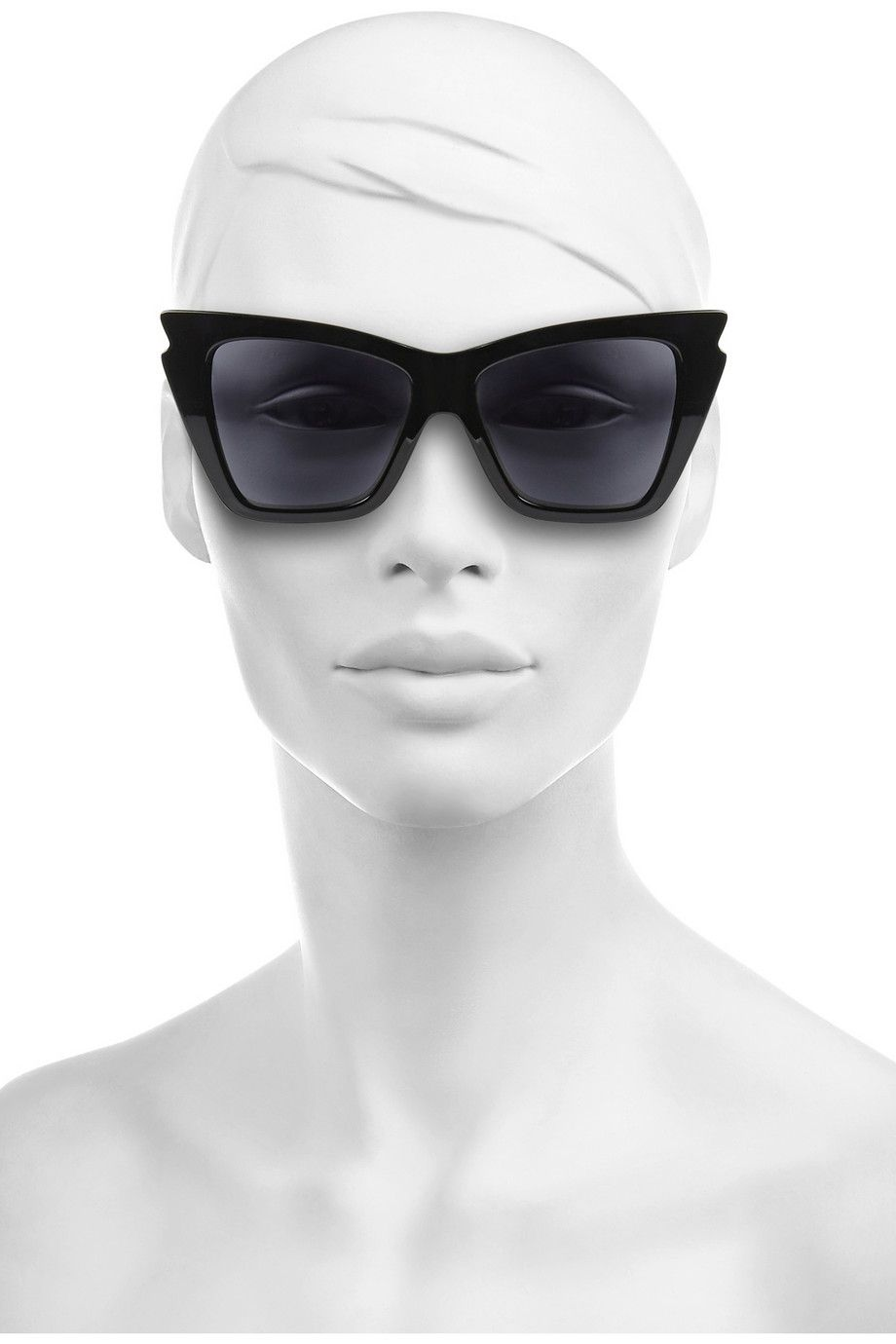 LE SPECS Rapture cat eye acetate sunglasses $55 - These are a must ...