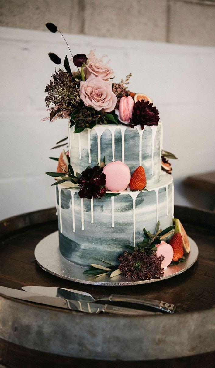 The perfect autumn wedding cake ideas Fall wedding cakes