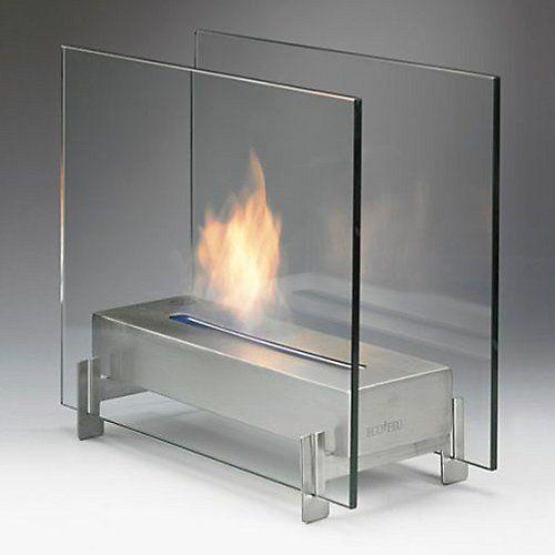 Horizon Tabletop Fireplace by Eco-Feu at Lumens.com