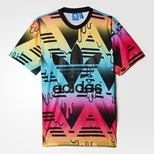 adidas - Camiseta Soccurf  db1436cde6b37