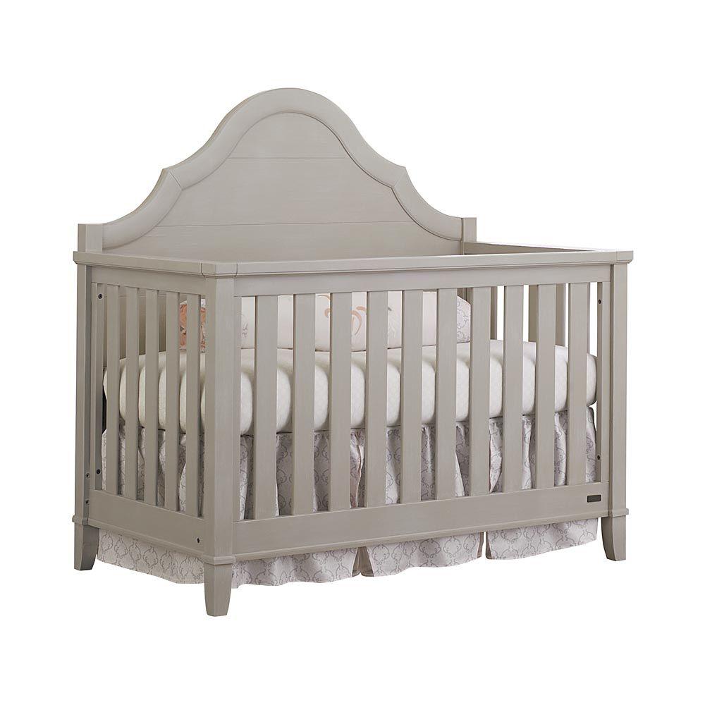 4-N-1-Crib: Ava Bassett in Dove Grey | Sweet Baby Davenport | Pinterest