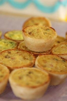 Mini Quiches:  Top picnic ideas and recipes