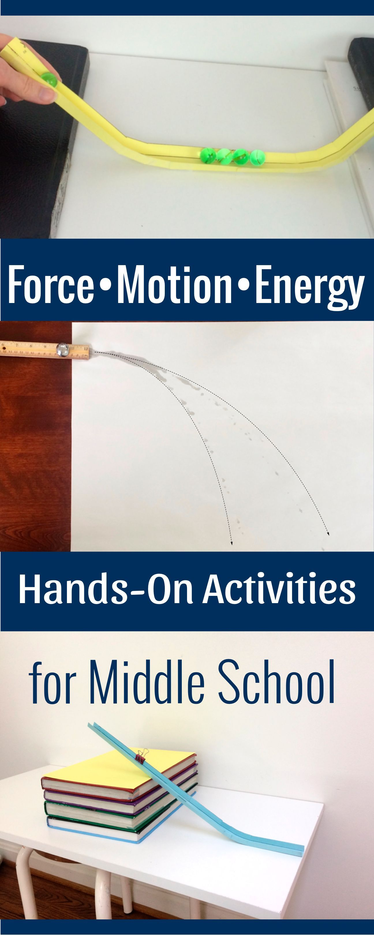A Collection Of Hands On Activities For Teaching Force