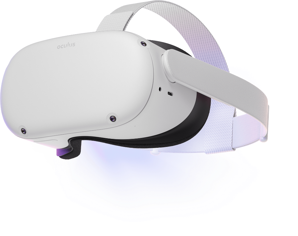 Oculus Quest 2 Our Most Advanced All In One Vr Headset Oculus Vr Headset Oculus Headset