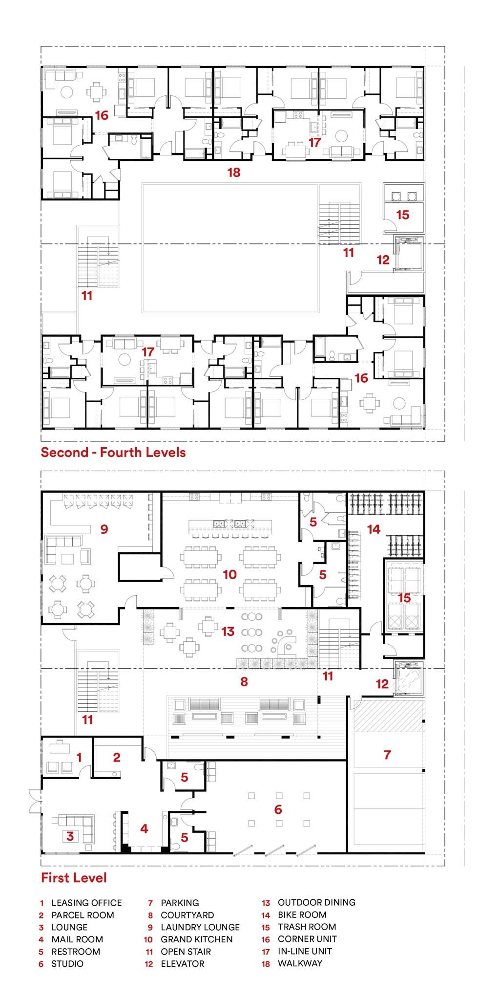 Ktgy S Co Dwell Expands Shared Living Concept Architecture