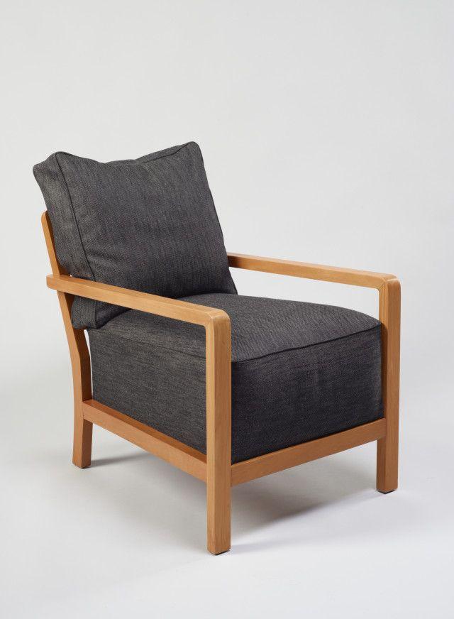 Phenomenal Ernst Plischke Rimu Wood Easy Chair For Zealandia Chair Inzonedesignstudio Interior Chair Design Inzonedesignstudiocom