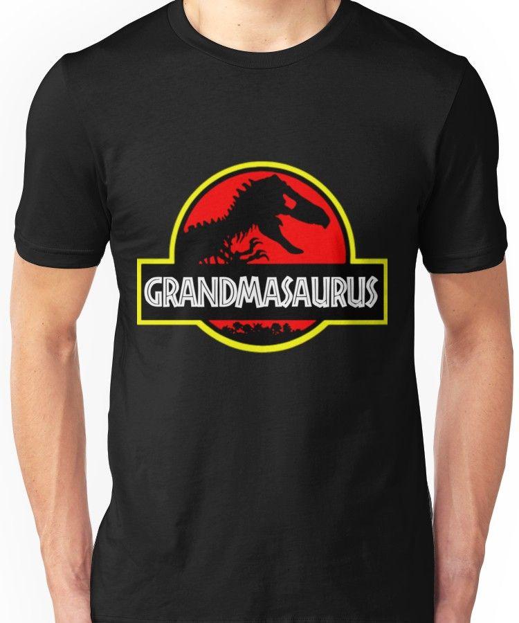 77124bbb Grandmasaurus - Rex - Funny Grandma T-Shirts Unisex T-Shirt ...