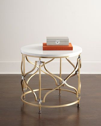 Althea Side Table From Horchow Side Table Side Coffee Table