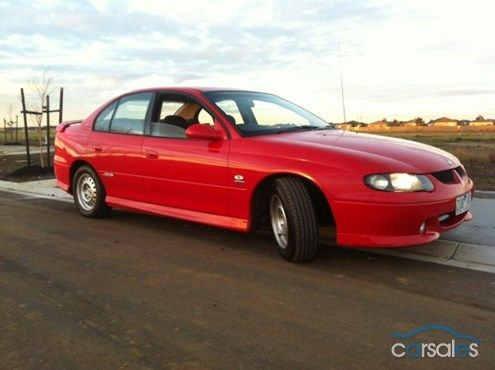 2001 Holden Commodore VX II SS | Holden | Cars for sale, Cars, Used cars