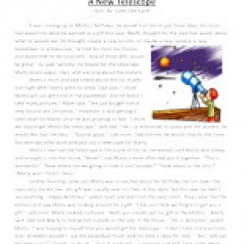Reading Worksheets | Page 6 of 57 | Have Fun Teaching