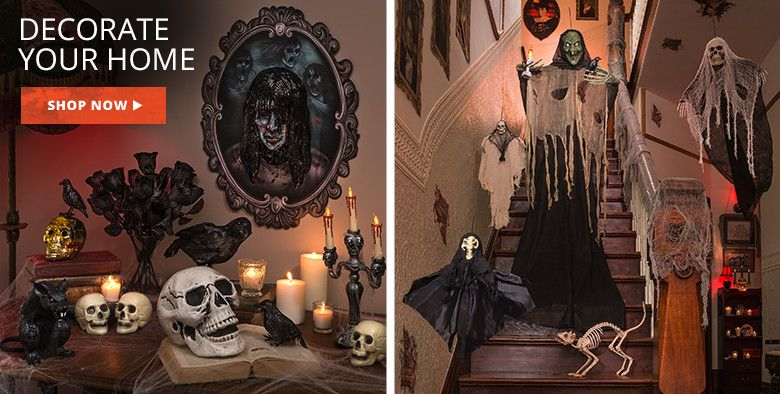 Haunted House Decorations For Sale