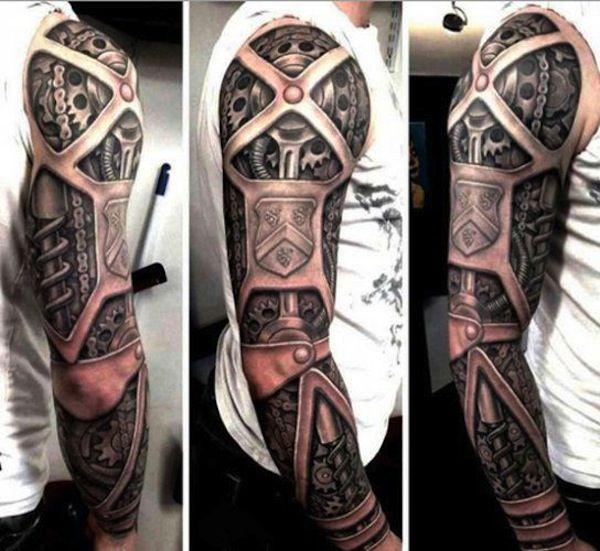 Un Tatuaje En El Brazo
