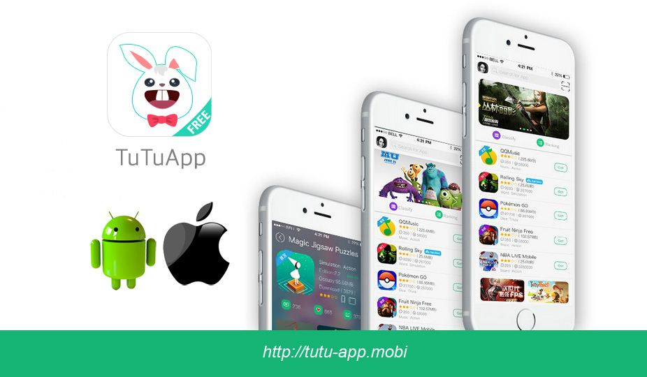 TutuApp - Best iOS / Android Helper and 3rd-party Installer ever