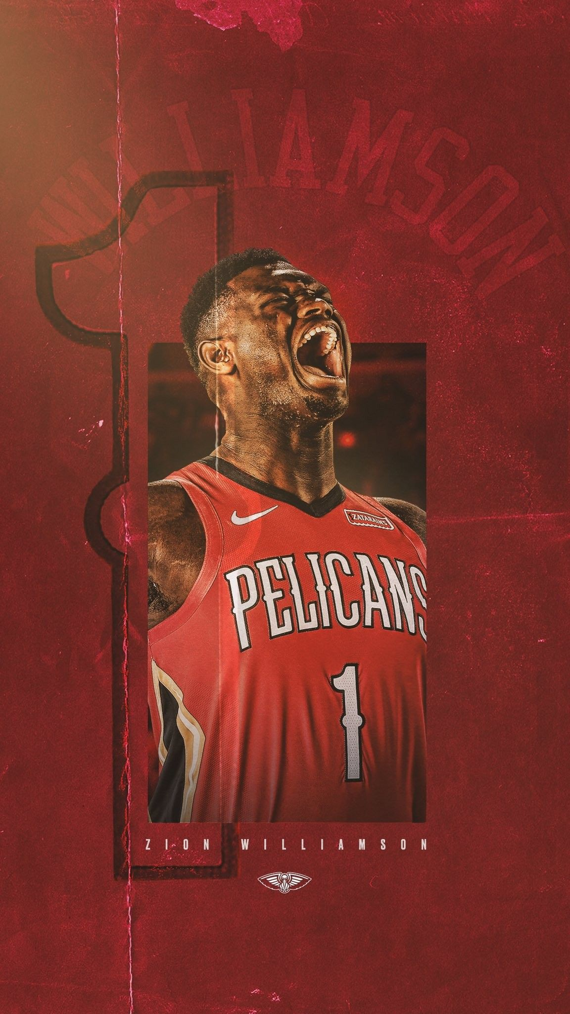 Pin By Cool Breeze On Zion Williamson 1 Nba Pictures Nba Wallpapers Nba Art