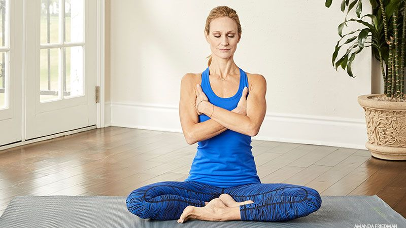 Deepak Chopra's 7 Spiritual Laws of Yoga Challenge: Day 1