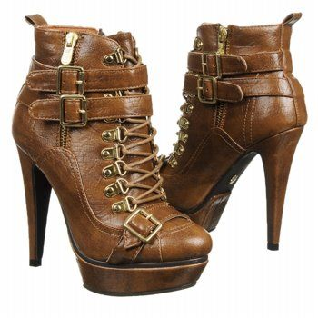 House of Dereon boots..yes please