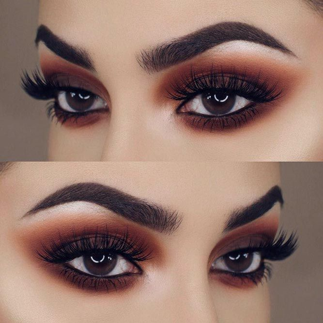 15 Makeup Looks For Thick Eyebrows Thick Eyebrows Eyebrow And