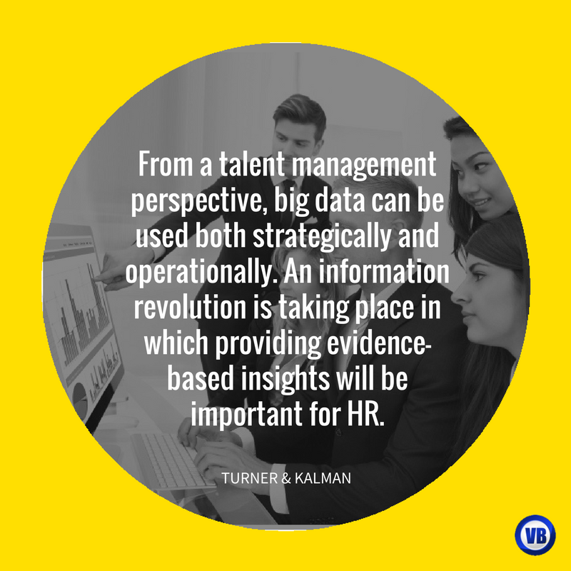 Quote Hr Strategy Talent Management Bigdata Insights  Hr