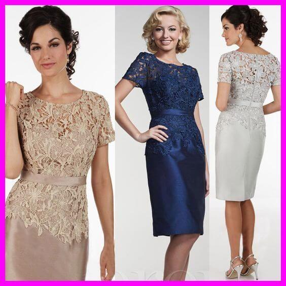 b3e39142a Para as senhoras modernas e elegantes que gostam de estar na moda e tem bom  gosto na hora de escolher oque se vestir, trago lindos modelos de vestidos  de ...