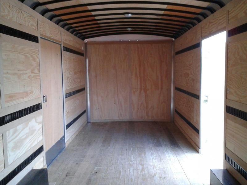 2016 Continental Cargo 8.5 X 28 CARGO TRAILER Enclosed