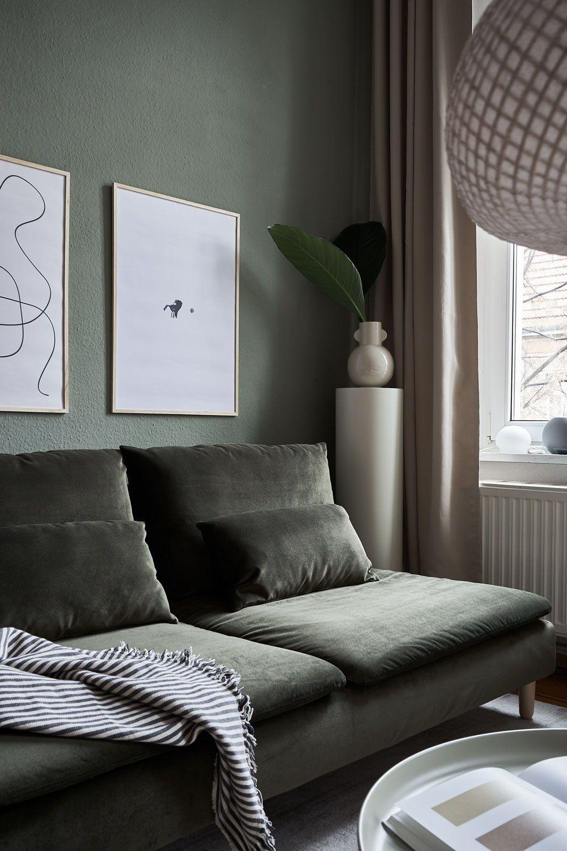 bemz cover and legs for ikea söderhamn sofa  living room