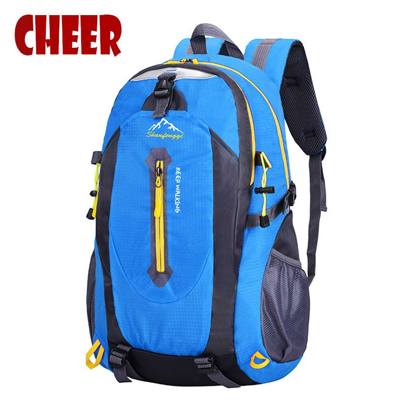 022d1a4292a3 2017 new Fashion Men s backpack men travel bags Multifunction color backpack  Camp Climb Bag Rucksack trekking