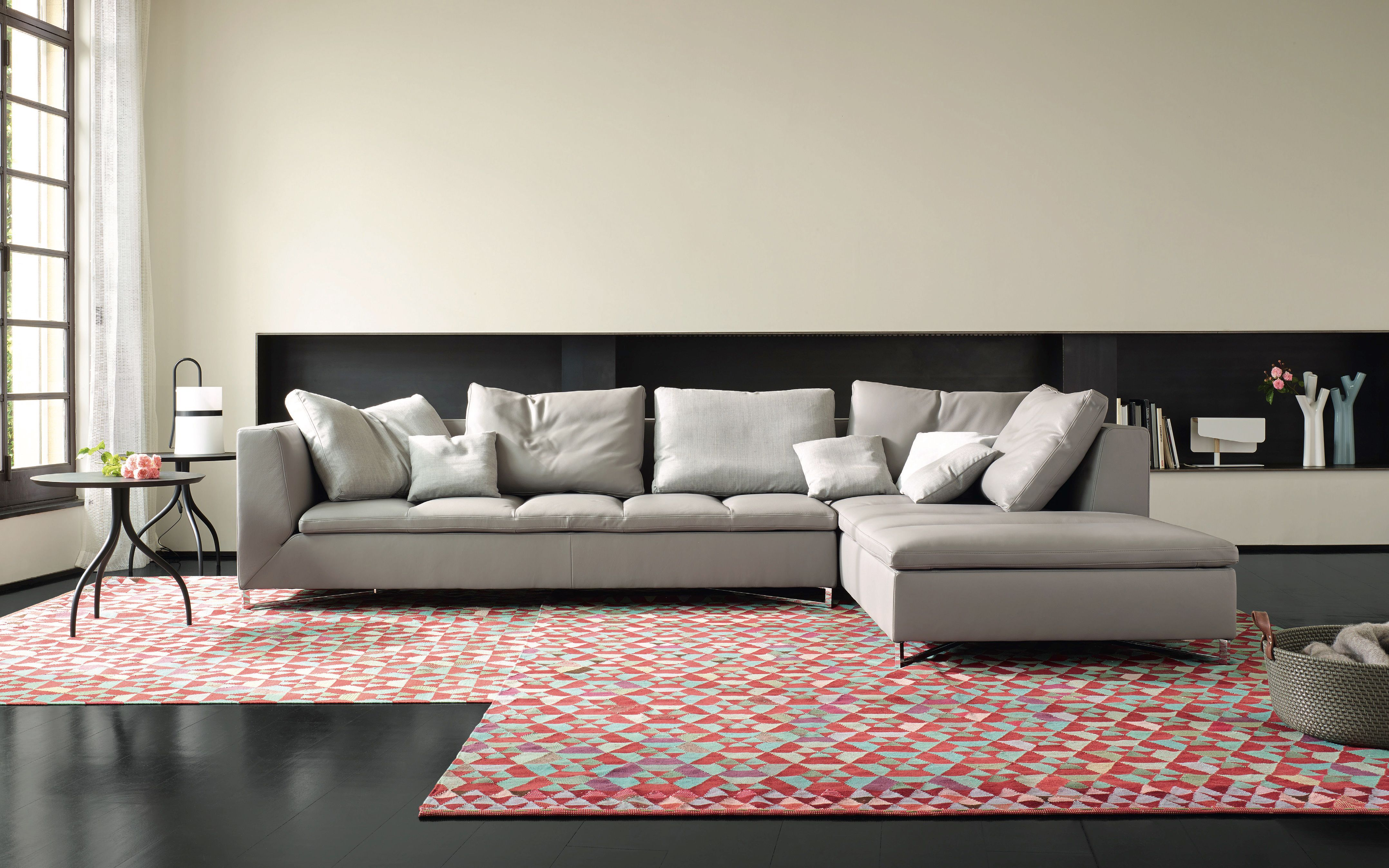 Feng Sofa Designed By Didier Gomez For Ligne Roset Available At Linea Inc Modern Furniture Los Angeles Info Modern Furniture Stores Furniture Ligne Roset