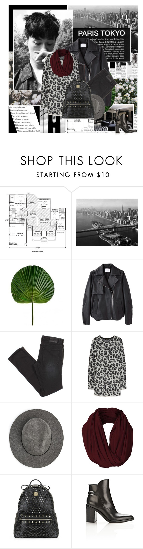 """266: Maybe...Just Maybe?"" by unicorn-plushie ❤ liked on Polyvore featuring Alexander Wang, Maje, MANGO, MCM, women's clothing, women's fashion, women, female, woman and misses"