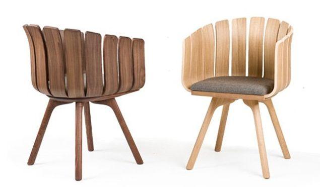 Sedie bambu ~ Dalla sedia tradizionale alla moderna il legno come minimo comune