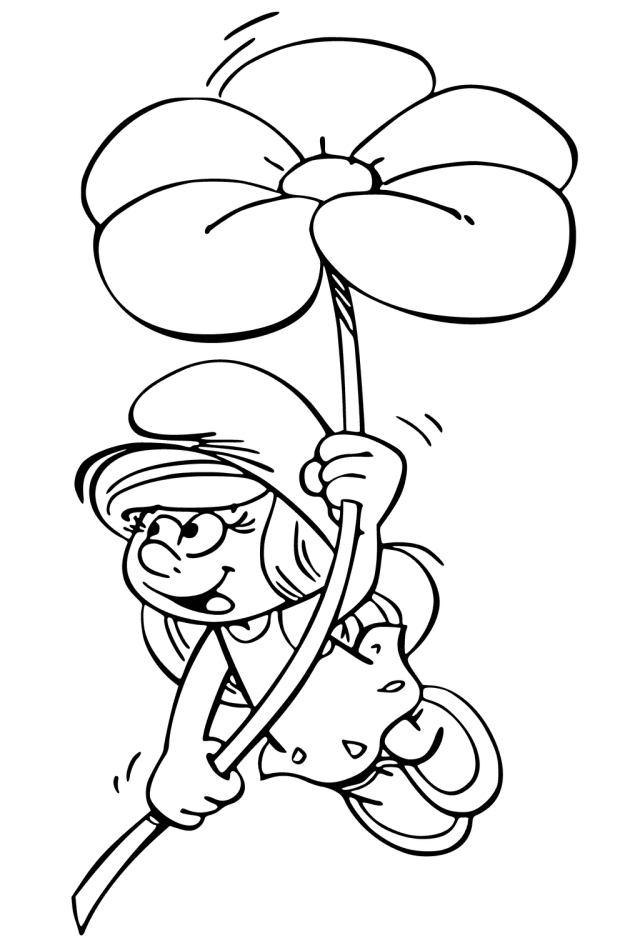 Top 11 Smurfs The Lost Village 2017 Coloring Pages