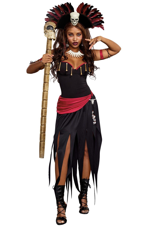 Voodoo Queen Adult Costume in 2019  21765968f44