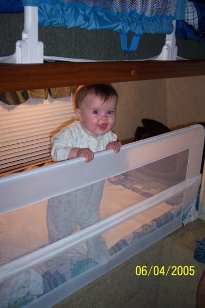 Travel Crib Outback Rv Owners Forum Camper Beds