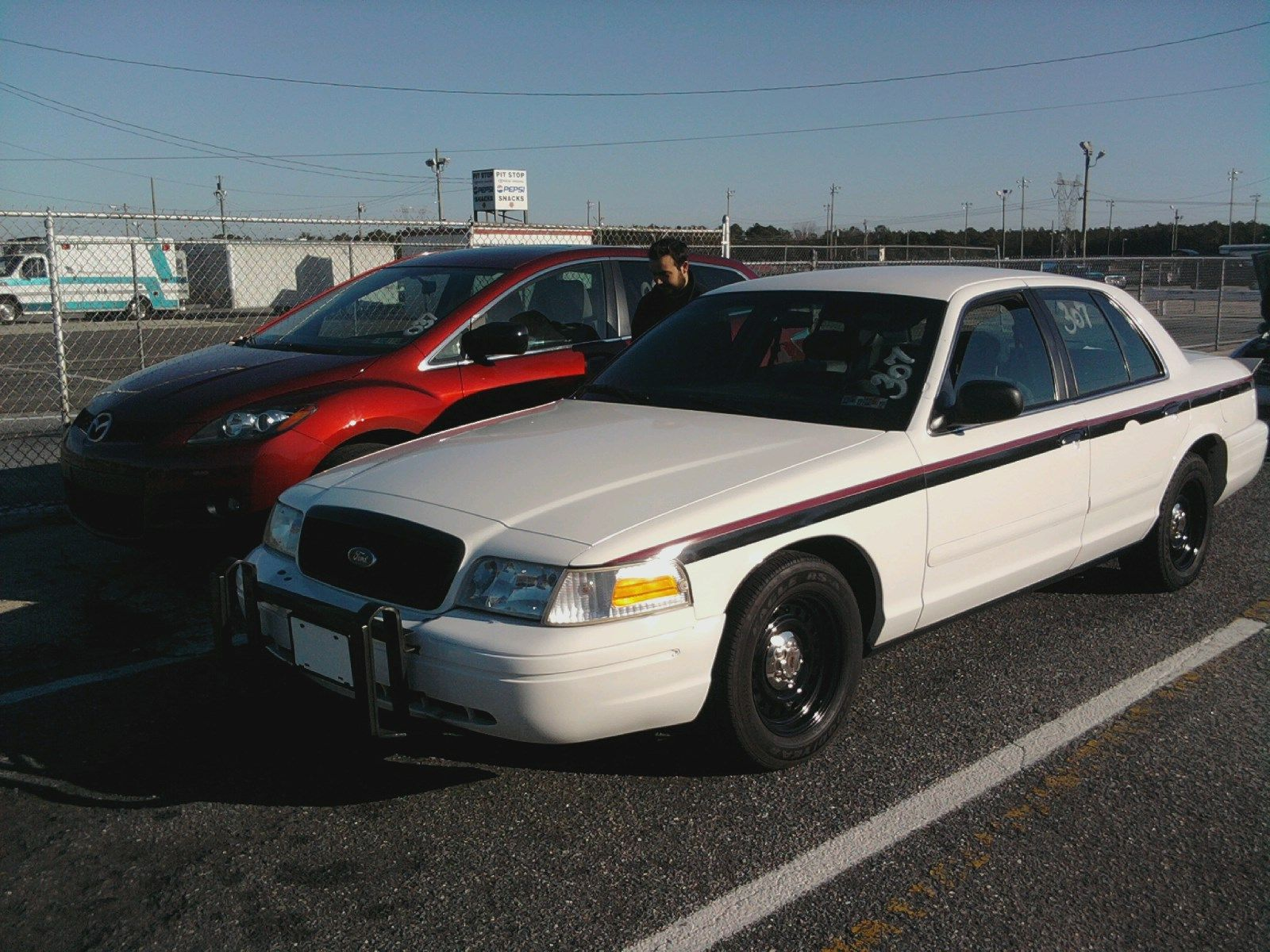 Ford crown victoria p71 police interceptor favorite victoria