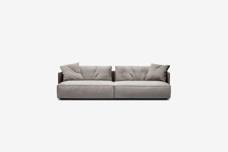 Reed Sofa By Cameron Foggo Nonn