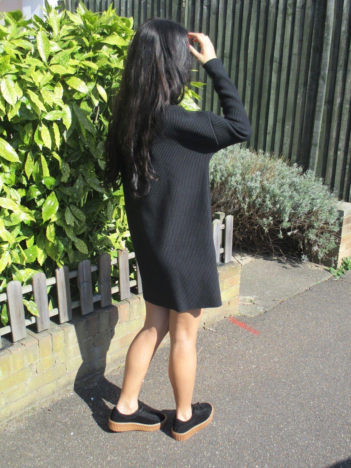 Back to Black - D A R C Y D I O N Y V E S - fashion and feminism blog
