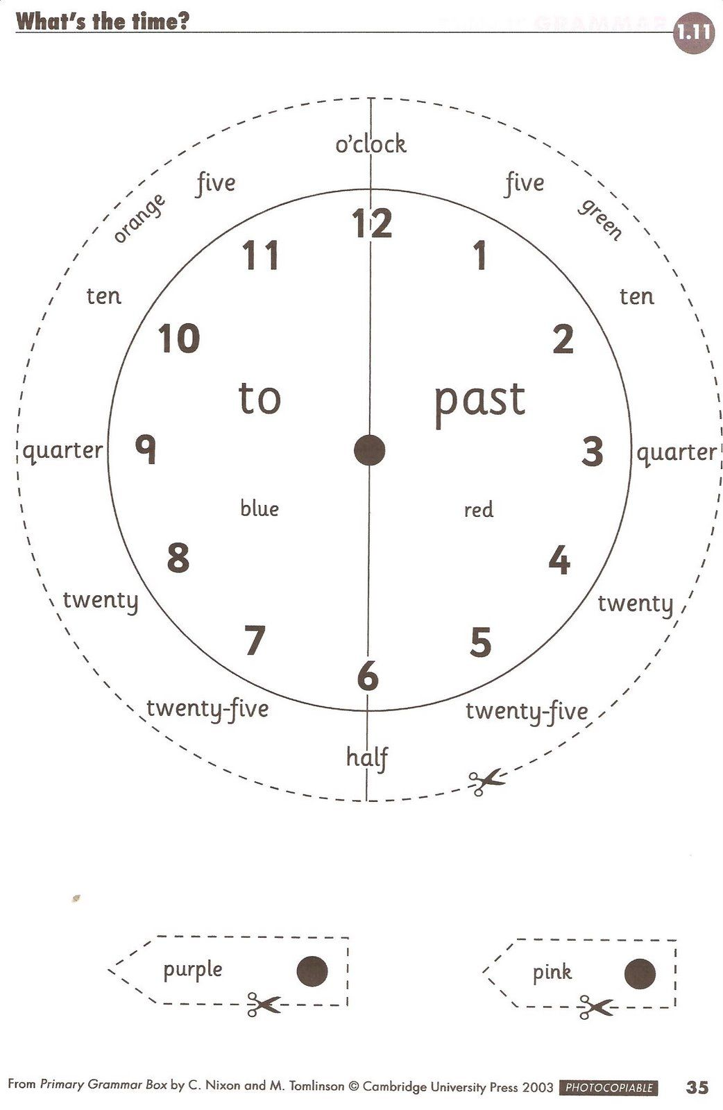 telling time 6th grade | Telling the time worksheet | Free Math ...