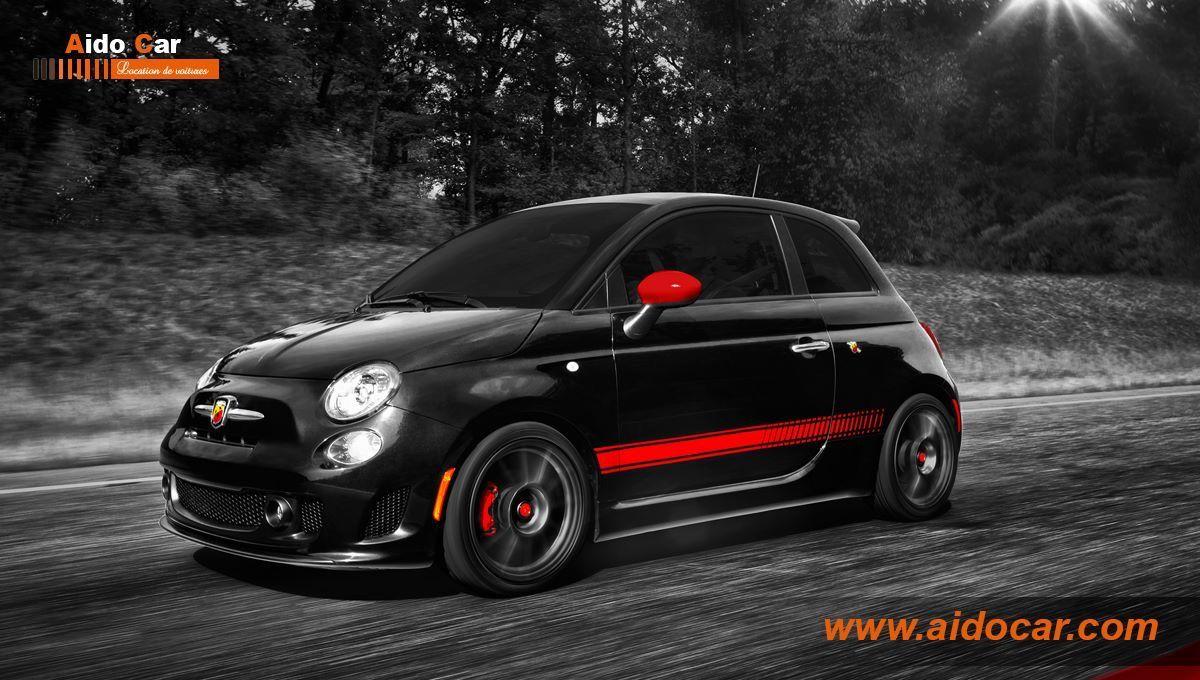 Promotion en location de la nouvelle Fiat 500 à