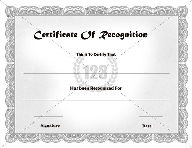 Primary School Certificate Template – Best Certificate Templates