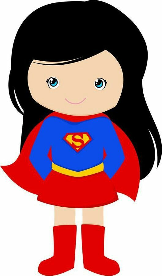 Super Hero Girl Da Colorare