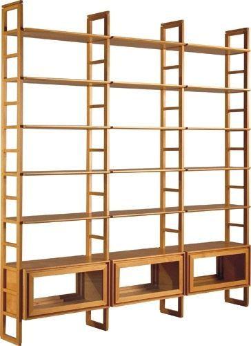 Estanterias madera buscar con google deco estantes - Estanterias modulares de madera ...