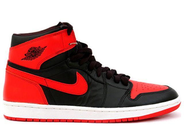 jordans shoes | Nike Air Jordan 1 Shoes Black Varsity Red
