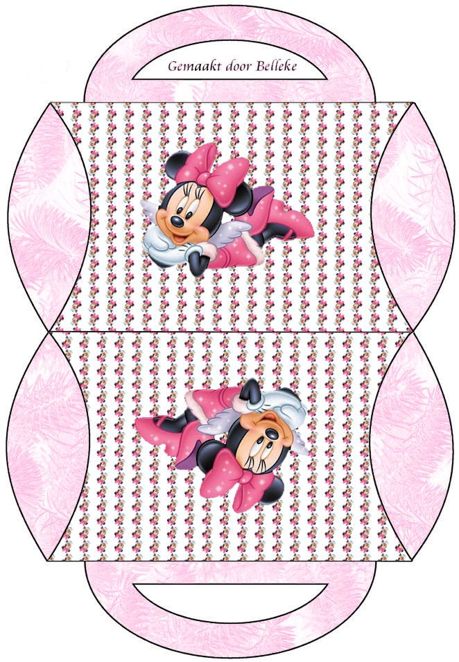Minnie Purse Laminate If You Like Laminate Before It Is
