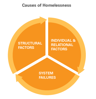 Infographic Wednesday Women Shelter The Homeless Hub Infographic Causes Of Homelessness Homeless Youth