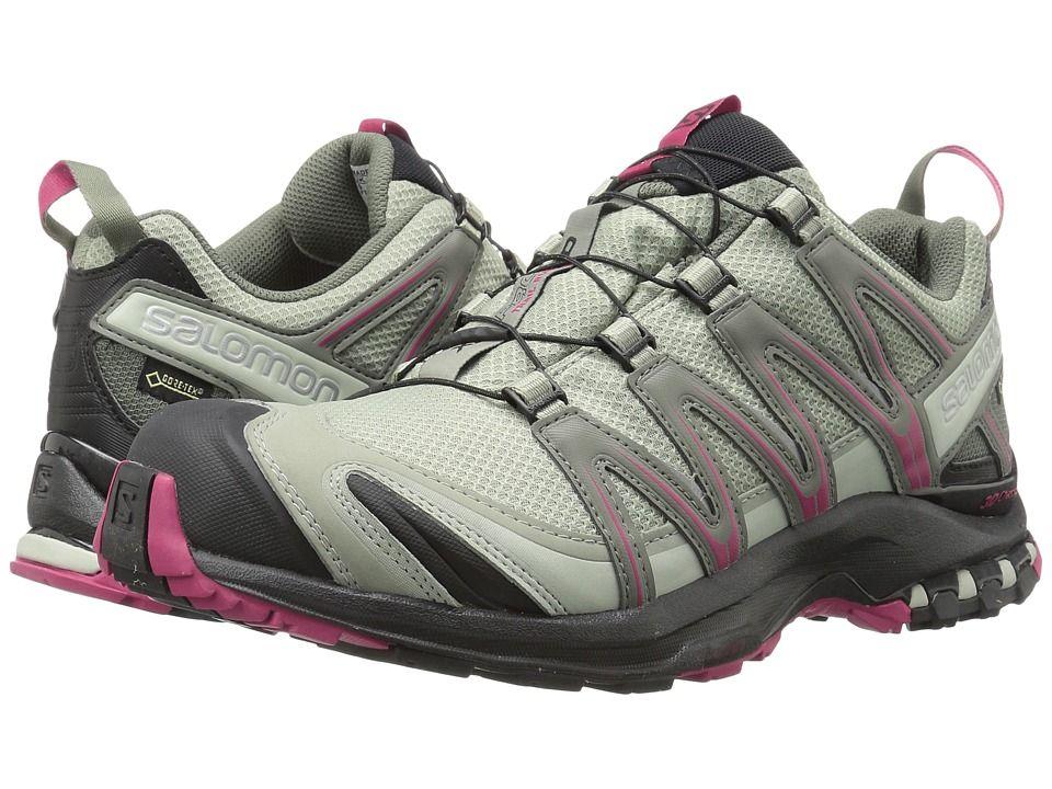 Salomon XA PRO 3D GTX(r) Women's Shoes ShadowBlackSangria